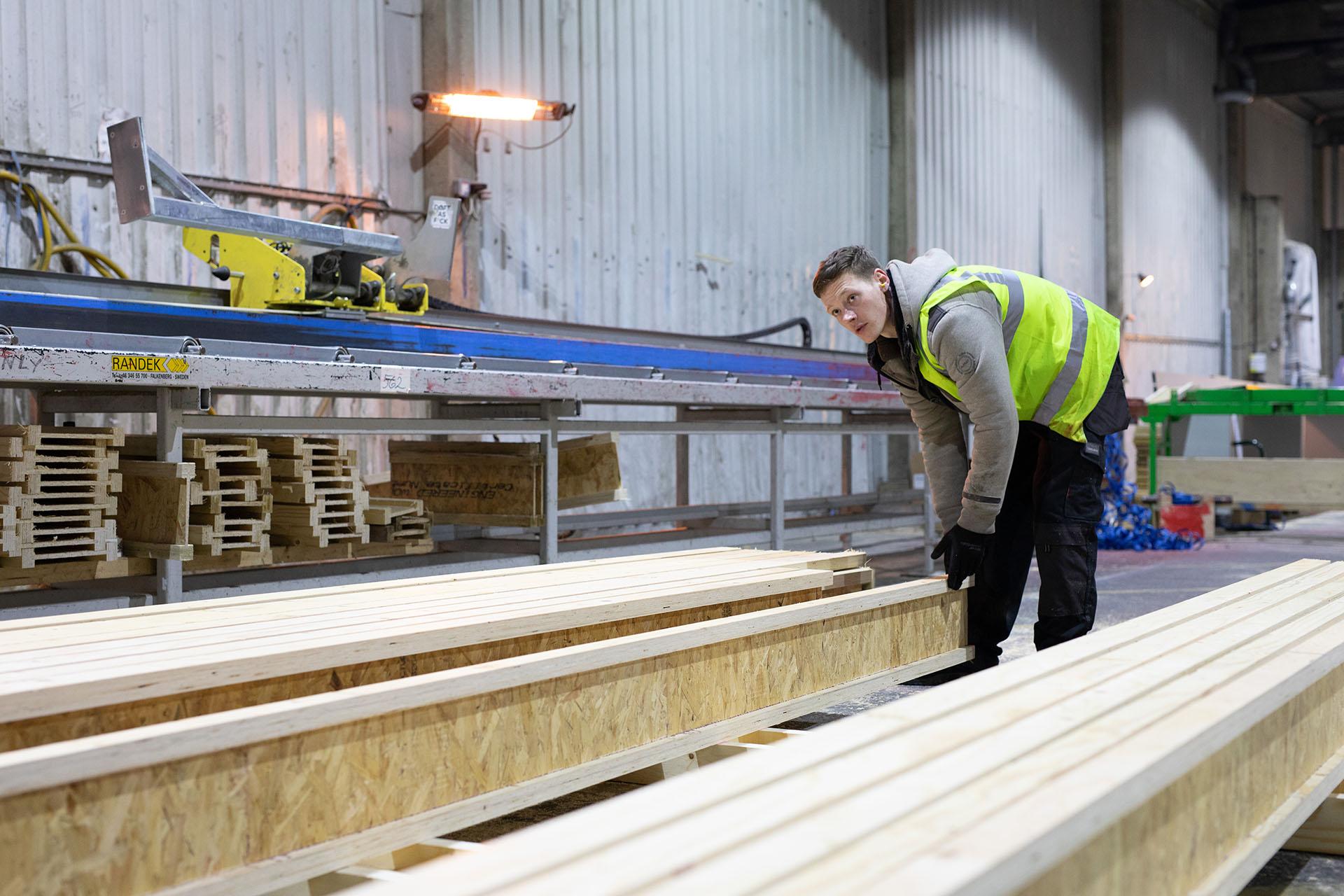 I-Joists   Donaldson Timber Engineering