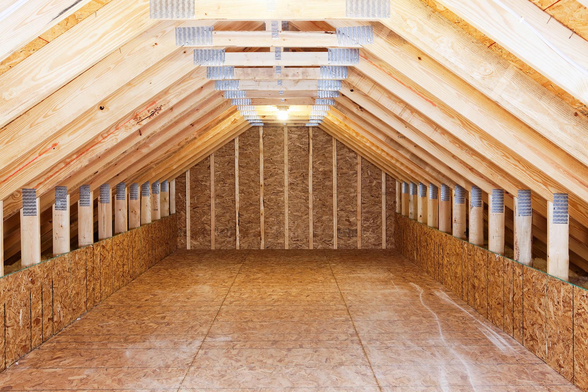 Attic Trusses Donaldson Timber Engineering